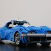 Help Make The LEGO 1969 Chevy Corvette A Reality