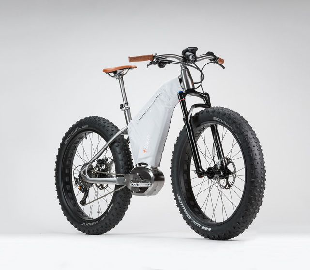 M.A.S.S. Electric Bikes by Philippe Starck