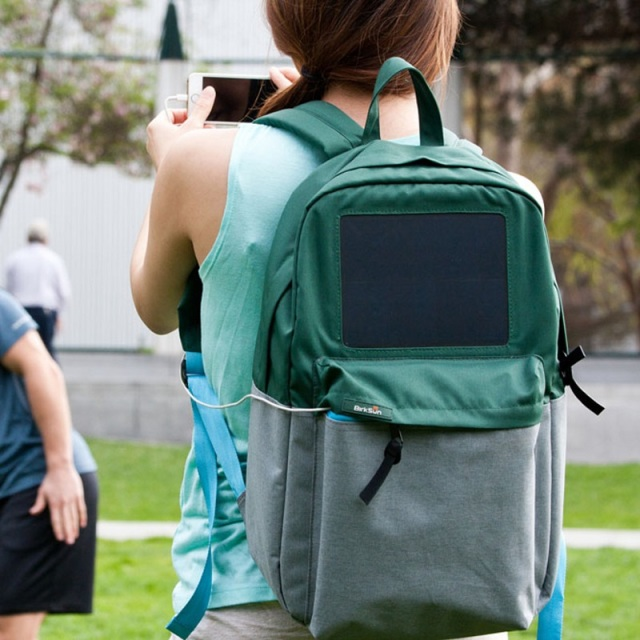 Boost Solar Charger Backpack