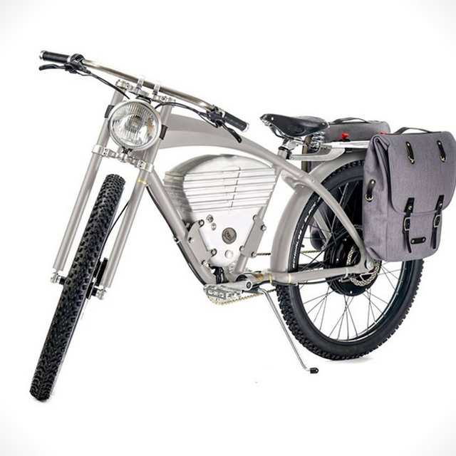 ICON E-Flyer II Electric Bicycle | HiConsumption
