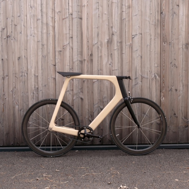 Wooden Arvak Bicycle