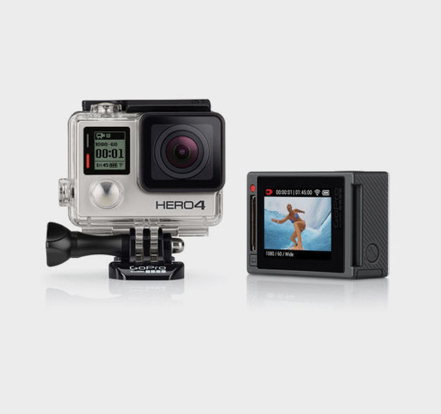 GoPro Has Announced Three New Cameras