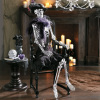 Lifesize Chrome Skeleton