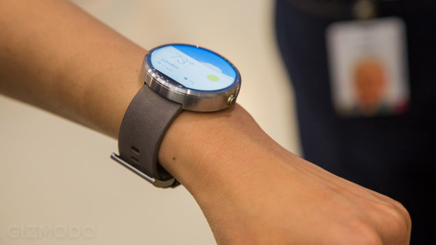 Moto 360 Smartwatch Does More Than What You Think