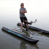 Schiller X1 Lets You Navigate The Water Like You're Riding A Bicycle