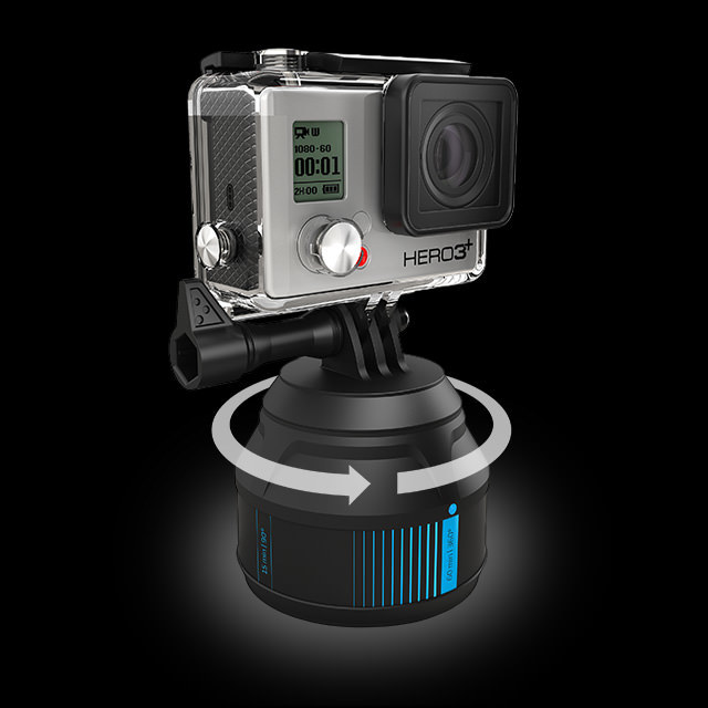 Scenelapse – 360° Time Lapse Device for GoPro Cameras