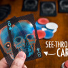These X-Ray Deck of Playing Cards are Deceptively Translucent