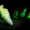 Adidas introduces glow in the dark 'hunt pack' soccer boot collection