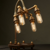 Edison Light Globes Steampunk Lamps