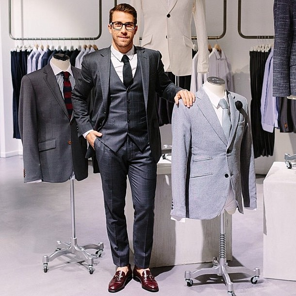 2014's Most Stylish Men in Australia