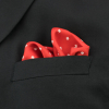 Narrator pocket square