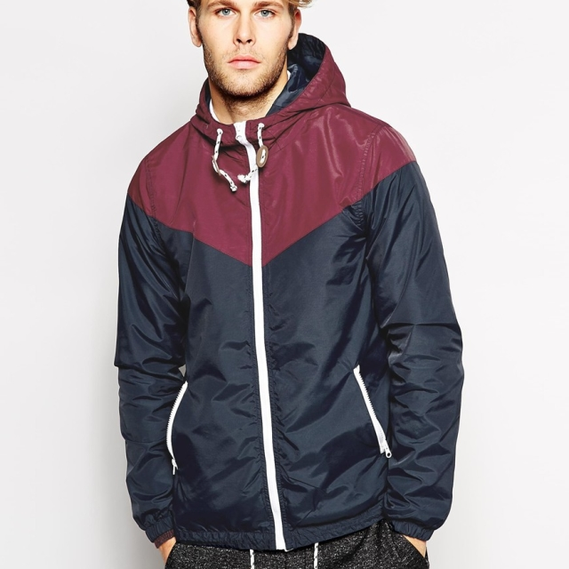 Another Influence Hooded Jacket