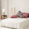 Tufted Dot Coverlet Bed Cover