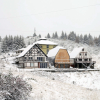 4of7 architecture folds mirrored envelope of kopaonik mountain home