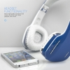 Rumble Enhanced-Bass Bluetooth Wireless Stereo Headphones