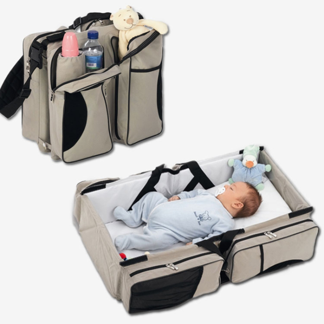 Travel Bag and Carrycot For Babies
