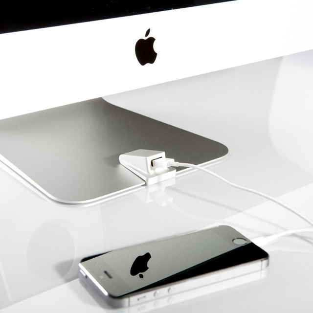 Front Facing USB Port for iMac