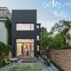 dubbeldam's converted victorian terrace is a house of contrasts