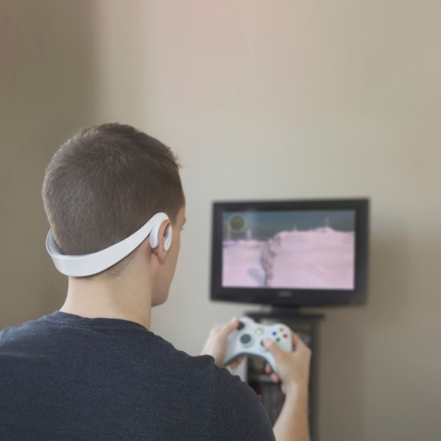 Immersion – Integrating Biometrics and Video Games