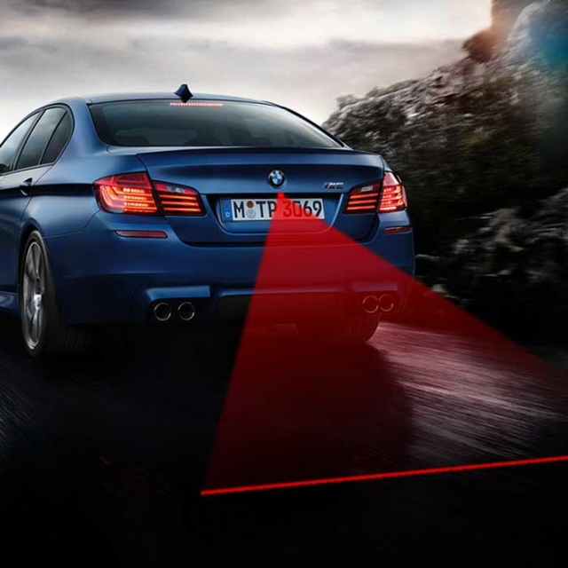 Car Laser Tail – Anti-Collision Tail light Useful In Foggy Weather