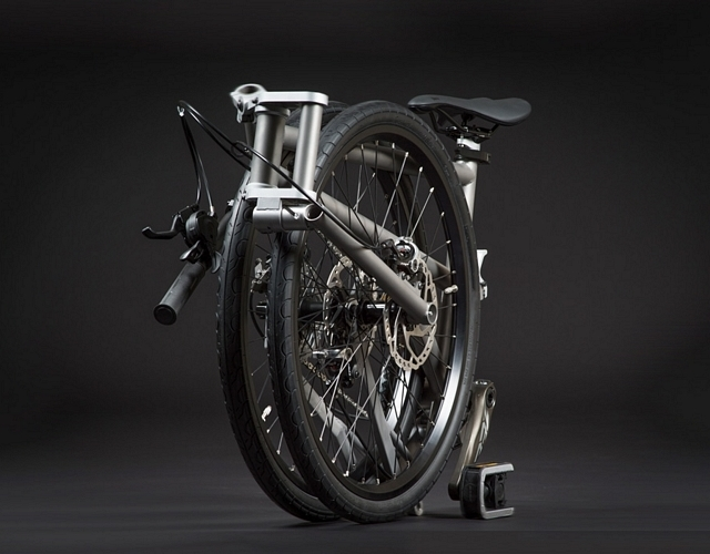 Helix – The World's Best Folding Bike