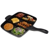 Master Pan Non-Stick Divided Compartments